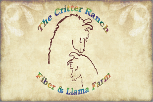 The Critter Ranch Llama farm